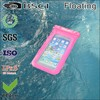5.0-6.0 inch waterproof bag for apple iphone 6 with soft armband