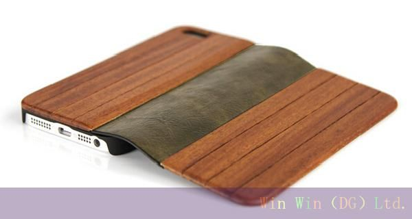 Hot selling cheap bamboo phone case