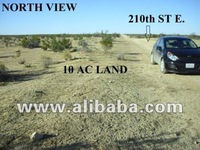 10 Acres Land For Sale, Lancaster, Los Angeles County, California