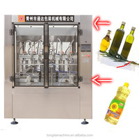 edible oil filling and packaging machine