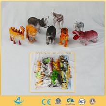 China oem manufactory plastic toy animal
