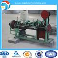 máquina de fabricación de alambre de púas
