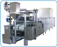 High Quality toffee candy depositing machine(PLC controlled)