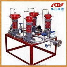 China high quality Natural gas regulating pipeline system