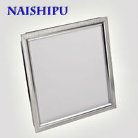 Simple square recessed ceiling light led panel lamp