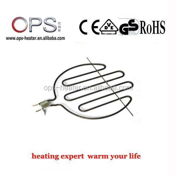 electric heating elements for barbecue grills OPS-B026