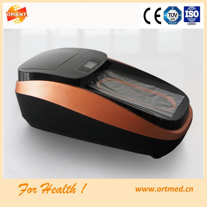 Automatic Shoe Cover ~ Available automatic shoe cover dispenser for disposable