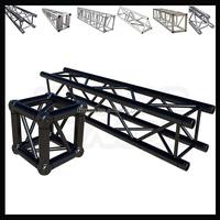 black square truss