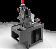 Cnc Machining Center Casting Part Mother Machine/Body Cnc Milling Machine Body