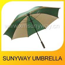 "29""x8, straight golf umbrella"