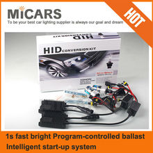 H1 H3 H4 H7 H13 9004 9007 hid headlight 55W AC canbus fast bright ballast HID xenon kit