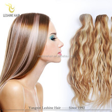 2015 alibaba express hot sale!!! double weft full cuticle kinky curl clips hair