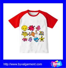 Wholesale Children's T-Shirts/children printing t shirt made in china