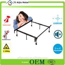 de estilo alemán marco de la cama king size cama marco