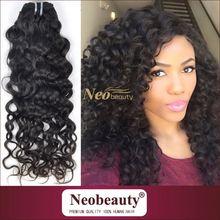 Neobeauty no shedding 7a raw virgin italian wavy/curly. hair