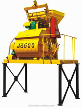 High Quality JS twin shafts Stucco/concrete /cement Mixer On Sale