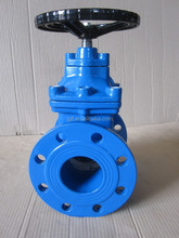 Non-rising Stem Resilent Soft Seated Gate Valve