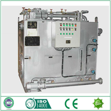 excellent impact load resistance ability sewage treatment plant for wastewater treatment
