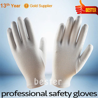 High Performance White Cotton Jewellery Glove With Great Low Price
