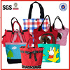 CB3112 Full Color Custom Printed Canvas Tote Bags