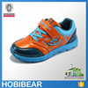 HOBIBEAR 2015 pu upper kid sneakers children wholesale original brand shoes