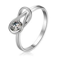 2801 Wholesale Zircon designs 1 gram gold ring