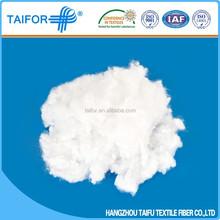 flame retardant virgin polypropylene staple fiber for 4-hole fiber