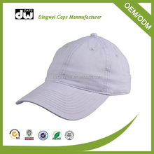 2015 new arrival handsome young man 100% cotton logo embroidered baseball cap