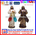 resina de la misericordia divina estatua de jesús
