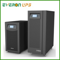 high frequency online ups 15kva 12kw 192vdc uninterrupted power supply