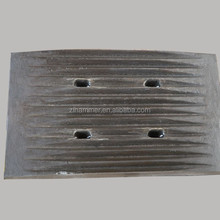Jaw Plate for Laboratory Grind with High Machining Accuracy