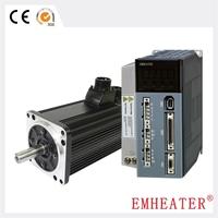 AC Servo Motor Drive 220V/380V EMM-130 series 6N.m 2500RPM 1.5kW