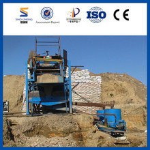 Providing One Stop Solutions Gold Mining Plant from Sinolinking