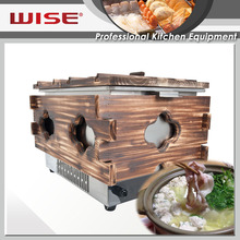 High Quality Digital Japanese Oden Machine with CE