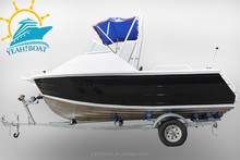 aluminum cabin cruiser with high quality