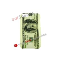 US Dollar Cash Design Front and Back Hard Case Cover for iPod Touch 2 Touch 3