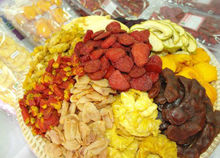 Dried Fruits from Thailand