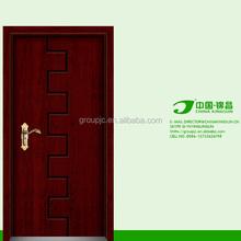 Artículos más vendidos decoración Interior de la ventana de madera modelos de puertas made in china