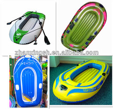 2014 hot sale cheap pvc colour inflatable baby float boat for fun