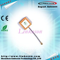 hot sale GPS 28 DBI antenna with IPX UFL connector