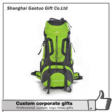 Outdoor trend fashion couples cheap one compartment backpack