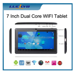 7 Inch A33 Tablet pc-Q88 cheap laptops with built in webcam,dual camera laptop,7inch android tablet cases for kids adult