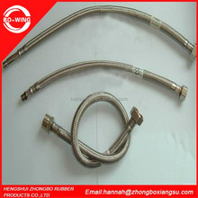 Stainless Steel Double braided Oil Fuel and Gas Line Hose
