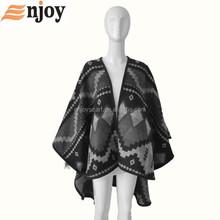 2015 new woven poncho