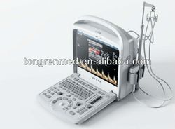 15 inch LCD monitor full digital ultrasound machine with color doppler