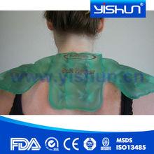 heated back and shoulder massager