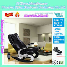 paper money operated massage chair MX-668 hot sale on TV ,Shake Shake Healthcare Massage Chair