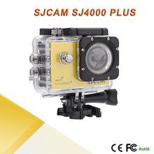 New Products Original Waterproof Sport Camera SJCAM SJ4000 Plus WIFI 4K Action Camera