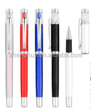 Logo Engraved Metal Ball Point Pen