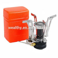 Great durability factory directly portable butane gas stove